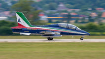 "MM54514 - Italy - Air Force ""Frecce Tricolori"" Aermacchi MB-339-A/PAN aircraft"