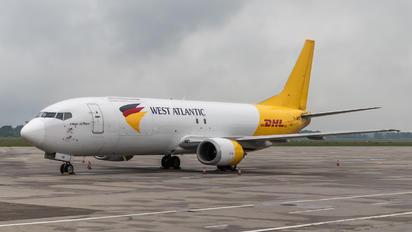 G-JMCR - West Atlantic Boeing 737-400F
