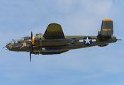 N345BG - Private North American TB-25N Mitchell aircraft