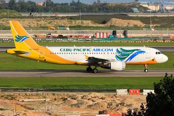 RP-C3249 - Cebu Pacific Air Airbus A320