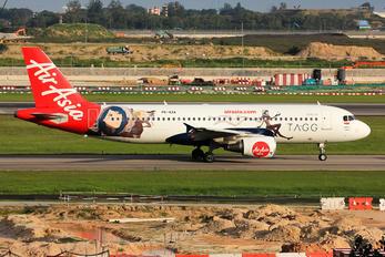 PK-AZA - AirAsia (Indonesia) Airbus A320