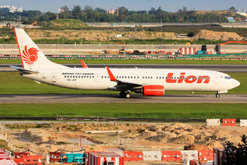 PK-LPF - Lion Airlines Boeing 737-900ER