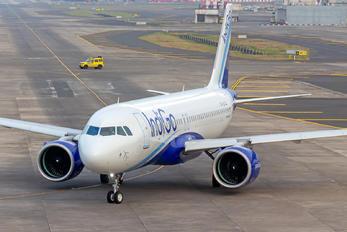 VT-IJX - IndiGo Airbus A320 NEO