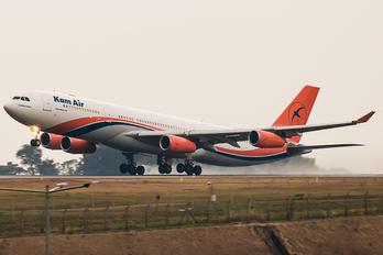 YA-KME - Kam Air Airbus A340-200