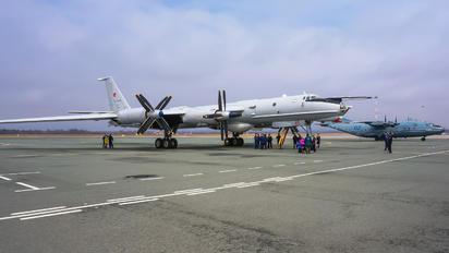 RF-34099 - Russia - Navy Tupolev Tu-142