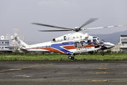 JA86KK - Japan - Ministry of Land, Infrastructure and Transport Agusta Westland AW139 aircraft