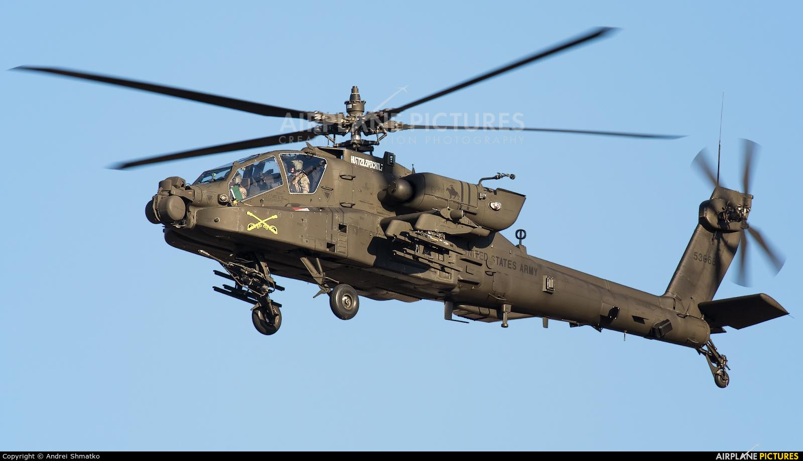 USA - Army 15-03068 aircraft at Off Airport - South Korea
