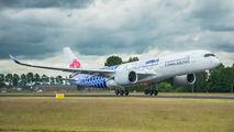 B-18918 - China Airlines Airbus A350-900 aircraft