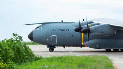 54+22 - Germany - Air Force Airbus A400M