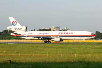 B-2171 - China Cargo McDonnell Douglas MD-11F