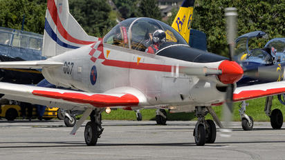 067 - Croatia - Air Force Pilatus PC-9M