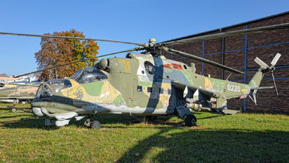 0220 - Czech - Air Force Mil Mi-24D