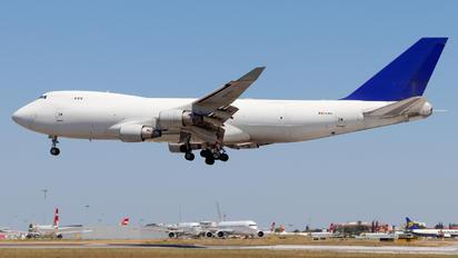 ER-BBJ - Aero Trans Cargo Boeing 747-400F, ERF