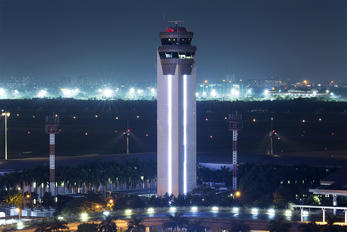 SGN - - Airport Overview - Airport Overview - Control Tower