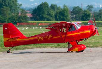 HB-YJP - Private Denney Kitfox