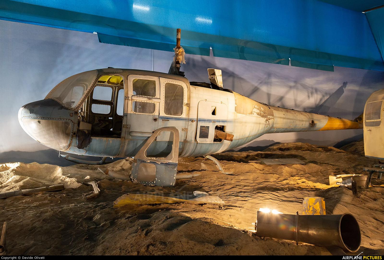 Private I-001 aircraft at Milan -  Volandia Aviation Museum
