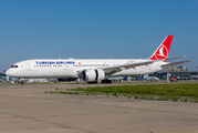 TC-LLK - Turkish Airlines Boeing 787-9 Dreamliner aircraft