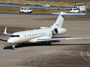 M-SAMA - Private Bombardier BD-700 Global Express