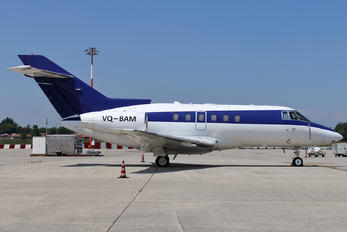 VQ-BAM - Sirius-Aero Raytheon Hawker 750XP