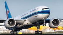 B-2041 - China Southern Cargo Boeing 777F aircraft