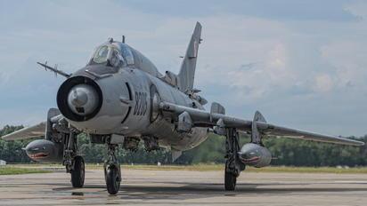 8205 - Poland - Air Force Sukhoi Su-22M-4