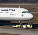 D-AIDX - Lufthansa Airbus A321 aircraft