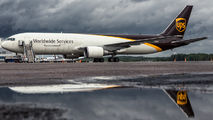 N362UP - UPS - United Parcel Service Boeing 767-300F aircraft