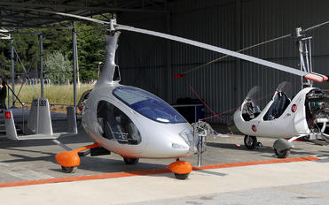 TC-UBR - Private AutoGyro Europe Cavalon
