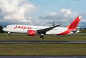 N780AV - Avianca Boeing 787-8 Dreamliner aircraft