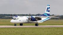 Vulkan Air An26 visited Ostrava title=