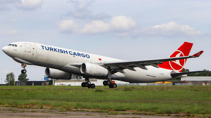 TC-JDR - Turkish Cargo Airbus A330-200F