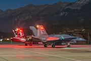 J-5003 - Switzerland - Air Force McDonnell Douglas F/A-18C Hornet aircraft