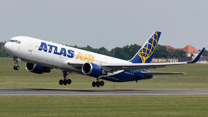 N645GT - Atlas Air Boeing 767-300ER