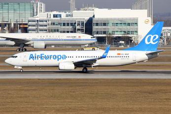 EC-MQP - Air Europa Boeing 737-800