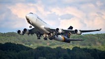 N572UP - UPS - United Parcel Service Boeing 747-400F, ERF aircraft