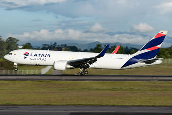 N538LA - LATAM Cargo Boeing 767-300F