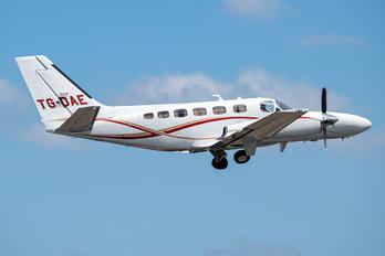 TG-DAE - Private Cessna 441 Conquest