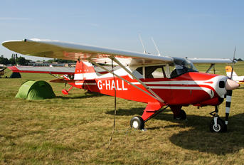 G-HALL - Private Piper PA-22 Tri-Pacer