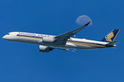 9V-SHL - Singapore Airlines Airbus A350-900 aircraft
