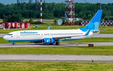VP-BPX - Pobeda Boeing 737-800
