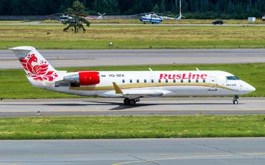 VQ-BFA - Rusline Canadair CL-600 CRJ-200