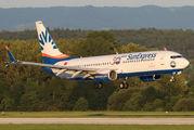 TC-SEM - SunExpress Boeing 737-800 aircraft