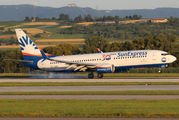 TC-SOH - SunExpress Boeing 737-800 aircraft