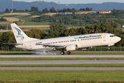 SX-MAM - Air Mediterranean Boeing 737-400 aircraft
