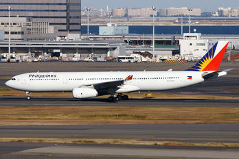 RP-C8764 - Philippines Airlines Airbus A330-300