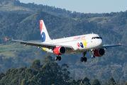 HK-5222 - Viva Air Airbus A320 aircraft