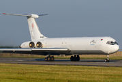 Rare visit of Ilyushin Il-62 to Liege title=