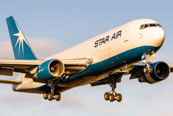 OY-SRN - Star Air Boeing 767-200F