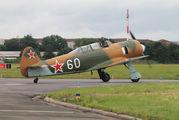 F-AZJB - Private Yakovlev Yak-11 aircraft