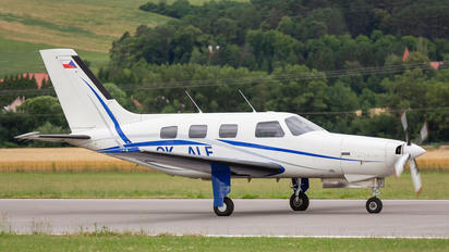 OK-ALF - Private Piper PA-46 Malibu / Mirage / Matrix